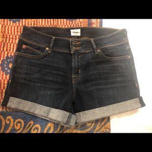 Hudson blue jean shorts